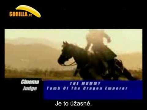 Krátký film o filmu Mumie 3: Hrob dračího císaře