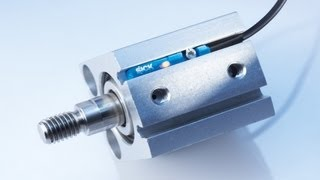 New from SICK: MZC1 and RZC1 magnetic sensors for C-slot cylinders | SICK AG
