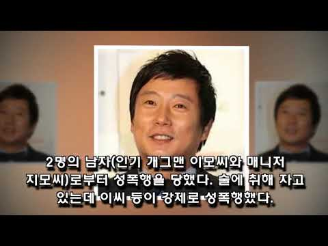 Lee Soo-Keung's Sexual Assault Case, Lee Soo-Geun's Crime Manager And Past