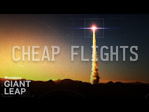 Space: The Final Business Frontier | GIANT LEAP Ep. 1