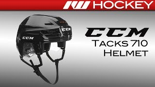 CCM Tacks 710 Helmet Review