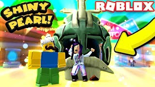 SHINY GIANT PEARL SECRET PET AND MEETING MAYRUSHART! | Roblox Bubble Gum Simulator
