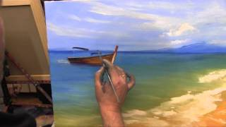 Видеоуроки по живописи, Сахаров, курсы рисования в Москве