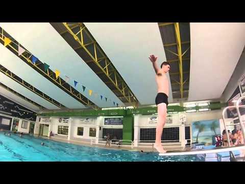 Slowmotion la piscine de coutances youtube for Piscine coutances