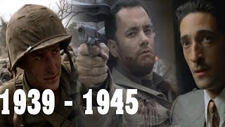 Timeline of WW2 in Films