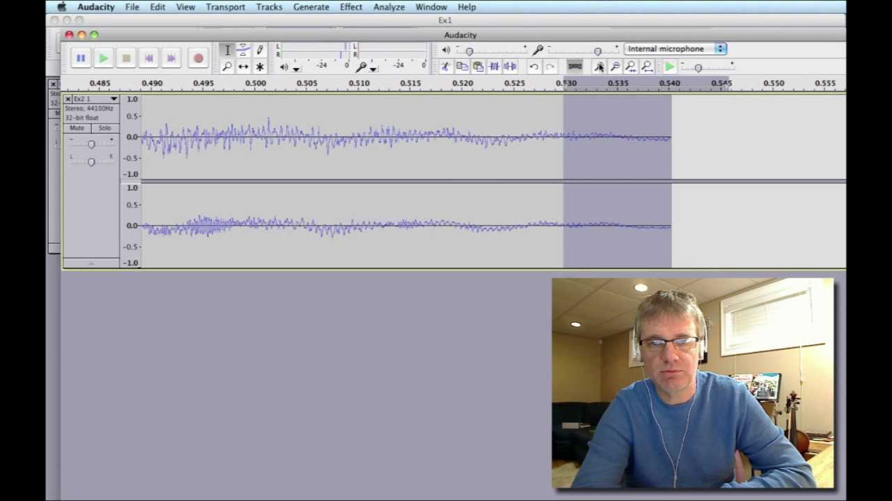 Audacity Tutorial How to Sample Music for Mashup Remix Loops ...