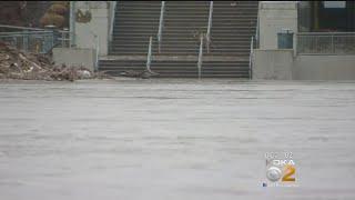 City Officials Preparing For Flooding As Heavy Rains Draw Closer