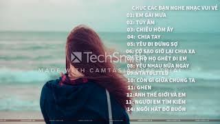 nhung ban hit vpop 2017- Bảng xếp hạng nhạc trẻ tháng 10