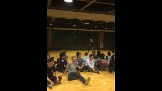 """Spring Pre-Audition Clinic """"All I Need"""""""