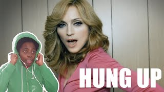 WHOA!!! Madonna - Hung Up (REACTION!!!)