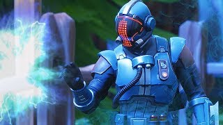 BLOCKBUSTER DISCOVERS THE NEW *SECRET* PORTAL AT LONELY LODGE AFTER BLAST OFF - A Fortnite Film