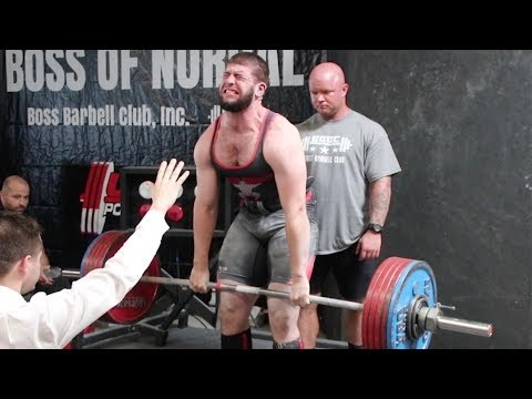 Boss Of NorCal part 2 - Untamed Strength Crew
