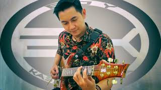 Andra And The Backbone | Surrender | Guitar Cover By Boy Using Effect Zoom G5n A