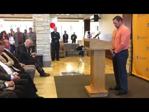 $100,000 gift to benefit geology students at FHSU