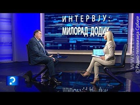 Upitnik: Intervju Milorad Dodik