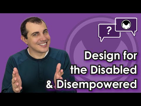 Bitcoin Q&A: Design for the disabled & disempowered