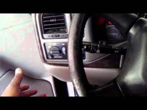 Escalade folding mirror motor repair how to video doovi for Power mirror motor repair