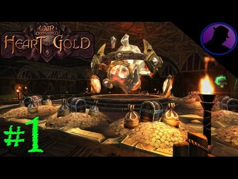 Let's Play War For The Overworld : Heart Of Gold - Ep. 1 - Got Gold? |