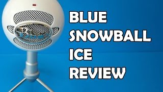 Blue Snow Ball iCE Review!
