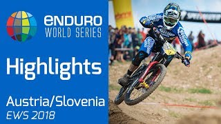 FULL Highlights Rd 4 | Petzen/Jamnica, Austria/Slovenia, 2018