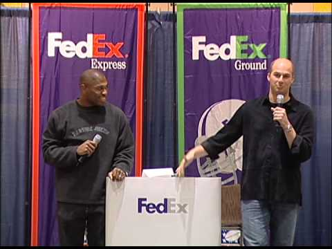 NFL & FedEx Seattle open house