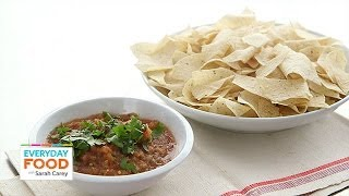 Roasted Salsa Recipe - Everyday Food With Sarah Carey