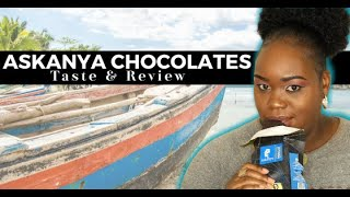 Soul and Story, Askanya Chocolate #ProductReview #BlackOwned