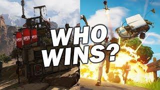 Can Apex Legends Kill Fortnite?