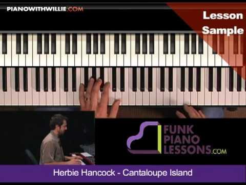 Introduction Herbie Hancock Cantaloupe Island