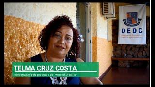 OPARÁTV Entrevista a Profª  Telma Cruz
