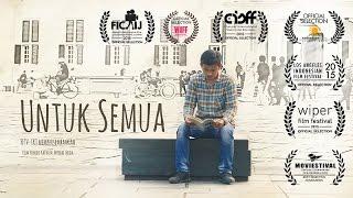 Thumbnail of Untuk Semua – Social Experiment in A Short Film [Jakarta – Indonesia]