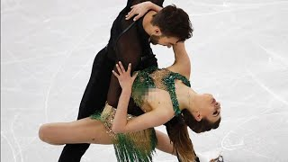 US figure skaters suffer rough falls during women's short program in Winter Olympics