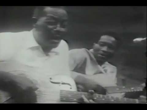 SON HOUSE WBUDDY GUY - MY BLACK MAMA - LIVE 1968