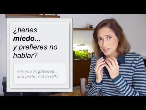 Ejercicios Interactivos para aprender español
