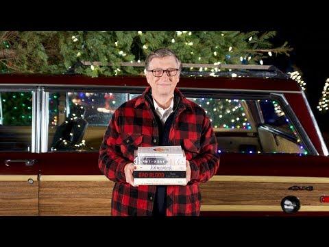 5 books Bill Gates loved in 2018