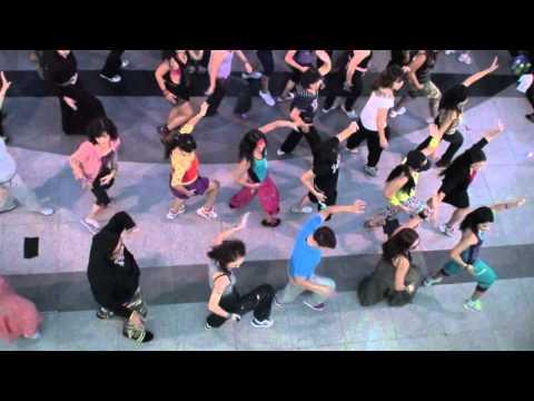 Zumba Flash Mob @ City Mall