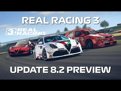 Real Racing 3 Update 8.2 Preview