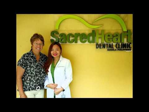 Sacred Heart Dental Center! Manila Dentist! Cosmetic Dentist! Mini Dental Implants! Dental Tourism!