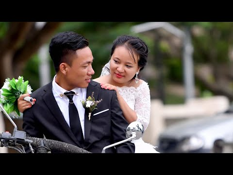 Khams Zotal & Esther | Christian Wedding | Perfect by Ed Sheeran Violin Covered Music