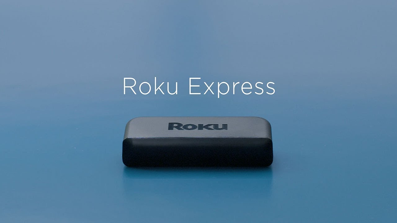 Roku Express | Powerful HD streaming  Low cost  | Roku