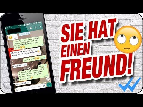 SIE HAT EINEN FREUND ABER SCHREIBT MIT IHM... 🙄 | Chat Beispiel Analyse