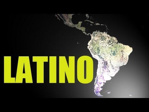Latino - Words of the World