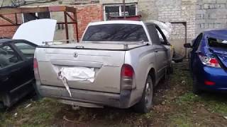 видео Запчасти Ssang Yong