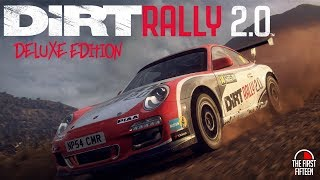 DiRT Rally 2.0 - The First 15 Minutes (PC Gameplay)