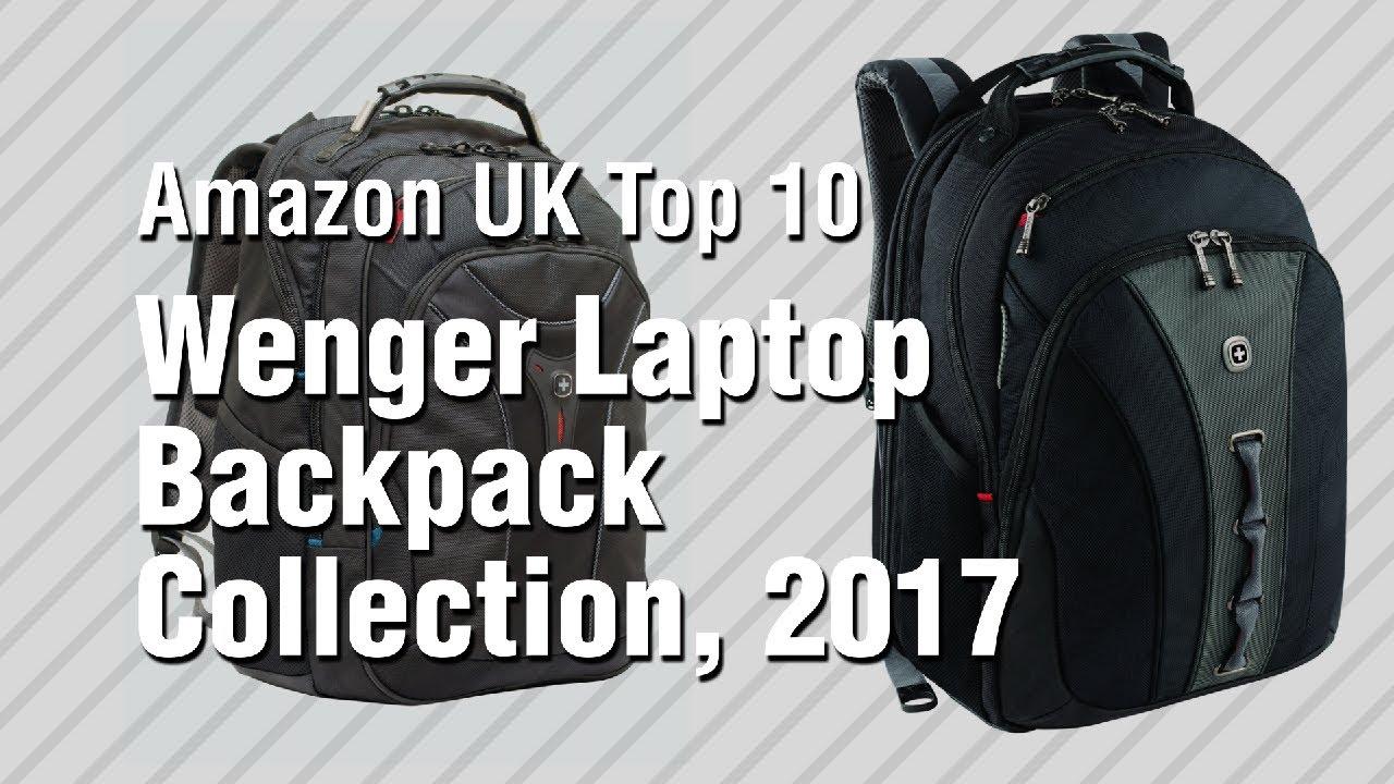 Wenger Pegasus Notebook Rucksack 15,6/'/'/'/' bis 17,3/'/'/'/' Zoll