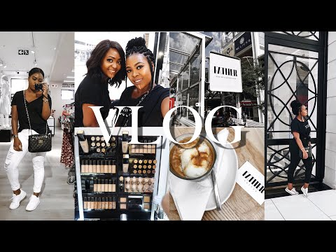 VLOG | I Got a 90c burger from McDonalds | Fifty Shades Freed | Black Panther | South African
