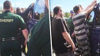 Florida Inmates Break Into Car to Save Baby Locked Inside