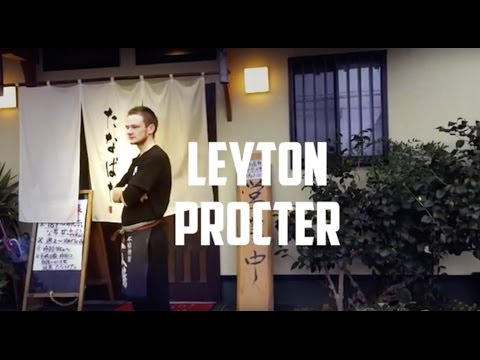 IPU New Zealand Graduate Leyton Procter: Why two jobs in Japan?