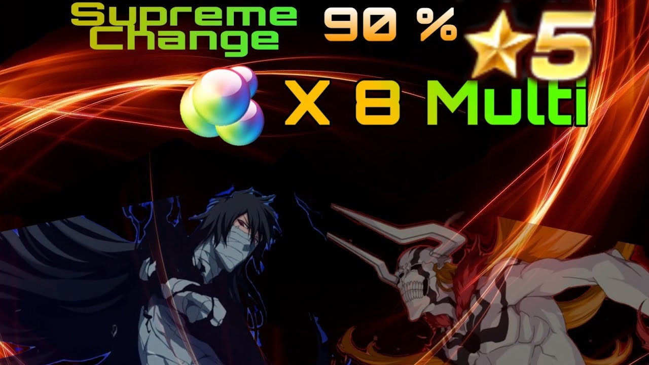 crazy price pre order clearance sale BLEACH BRAVE SOUL : 4 anniversary | with 90% get *5 | 2nd ...