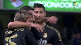 Resumen de Real Sociedad vs Real Madrid (0-1) 2011/2012